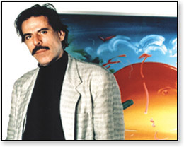EAST COAST ROCKER - Peter Max