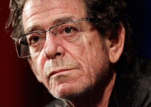 Lou Reed - Photo by Reuters