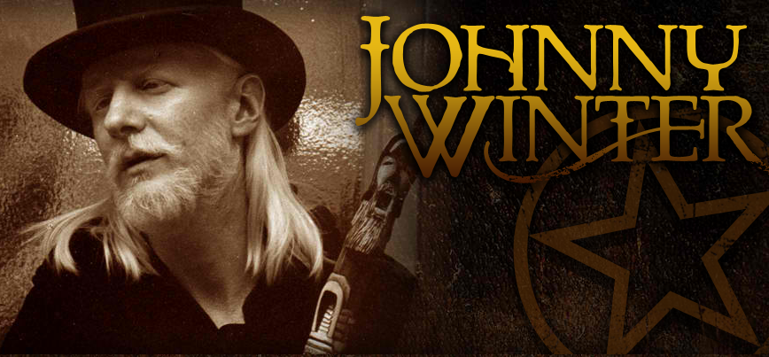 East Coast Rocker Interview: Johnny Winter