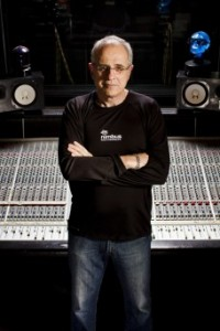 Ezrin has worked with the heavy hitters of the music world including Alice Cooper, Lou Reed and Peter Gabriel.