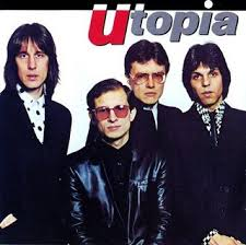 Utopia: Todd Rundgren, Willie Wilcox, Roger Powell and Kasim Sultan