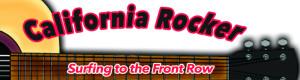 California Rocker by Donna Balancia