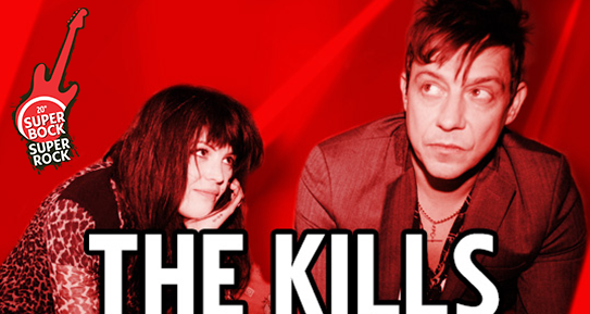 The Kills East Coast Rocker