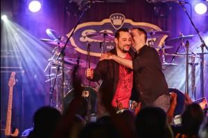 Stefan and Gene Marchello take over