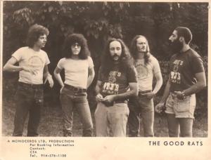The Good Rats - East Coast Rocker