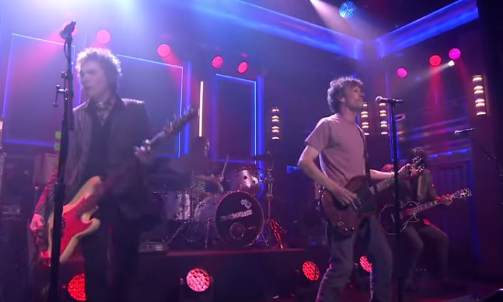 The Replacements' first tour since 1991