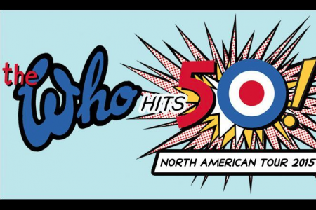 The Who Hits 50!  Tour Continues Going Strong...