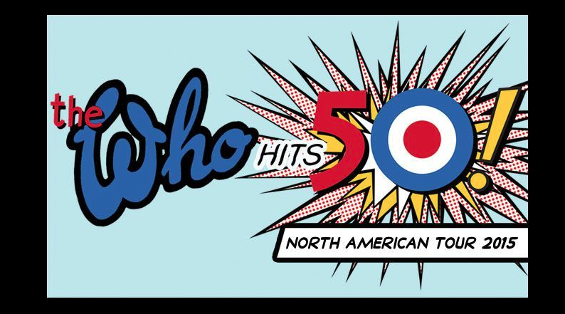 The Who Hits 50! Tour come to East Coast Rocker