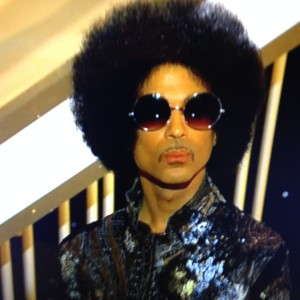 Prince presents John Legend