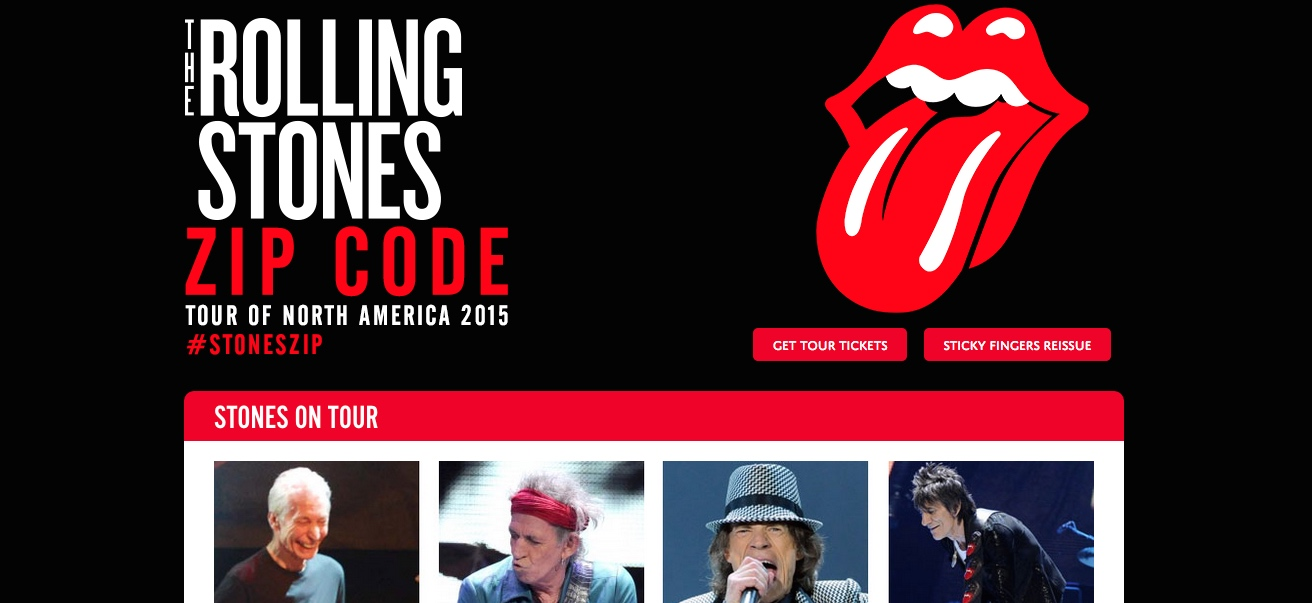 Rolling Stones California Rocker