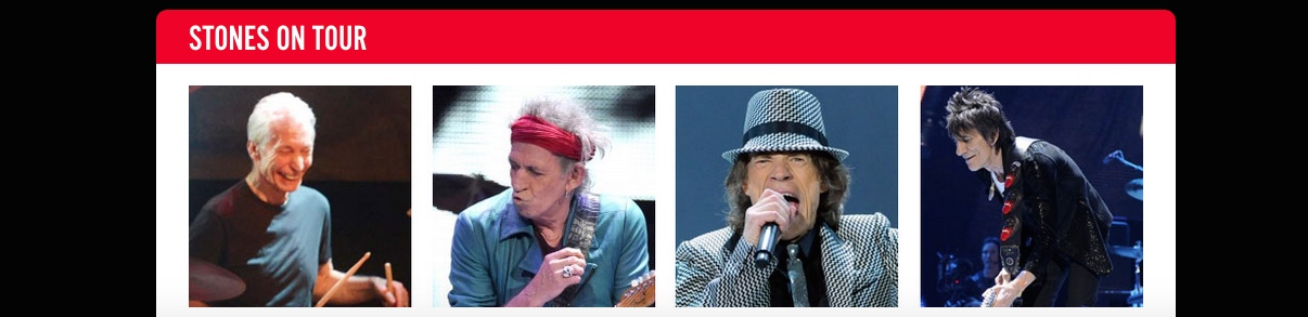 Rolling Stones add Fonda Theatre to Zip Code Tour