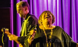 Mavis Staples - Photo © 2015 Donna Balancia