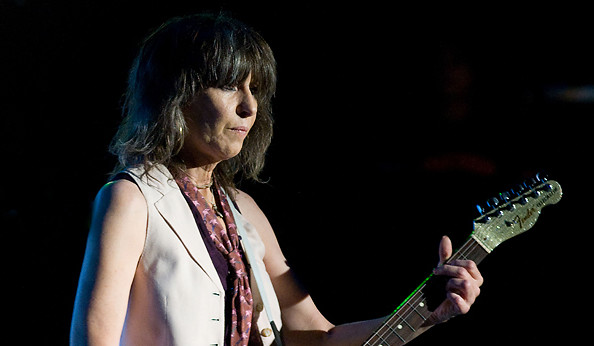 Chrissie Hynde - Photo by El Humilde Fotero del Pánico