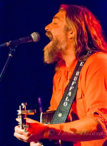 White Buffalo takes his Love and the Death of Damnation tour to the East Coast - Photo © Donna Balancia