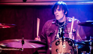 Richie Ramone - Photo © 2015 Donna Balancia