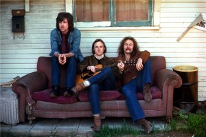 Crosby, Stills and Nash - Photo © Henry Diltz