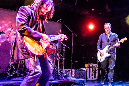Mike Campbell, Marc Ford, The Blessings Make...
