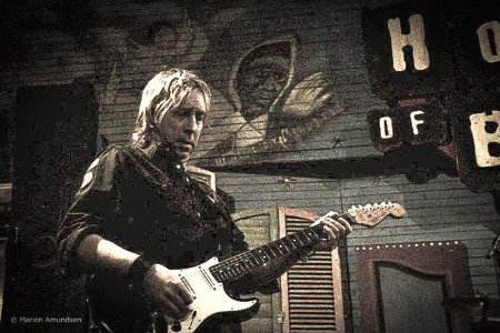 Paul Nelson, Musician, and Friend to Johnny...