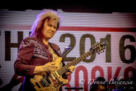Women Rockers Hit a High Note at The NAMM...