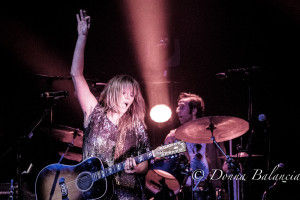 Grace Potter's latest is Midnight - Photo © 2016 Donna Balancia