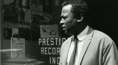 Miles Davis Celebrated with Release of New...