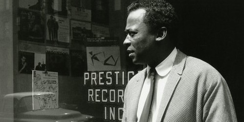 Miles Davis - photo for EastCoastRocker.com