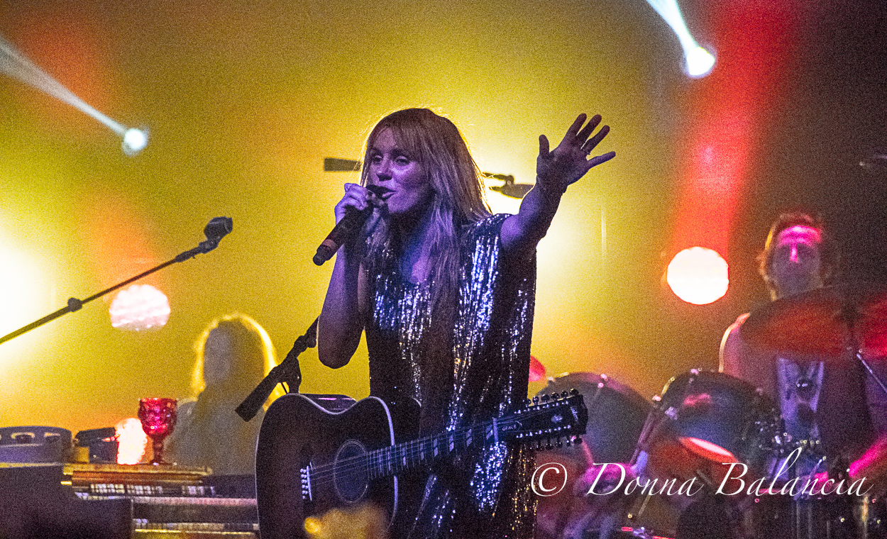 Grace Potter photo by Donna Balancia