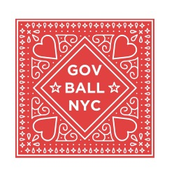 Governors Ball Merch