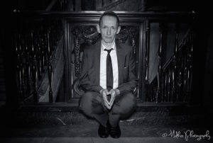 Keith Levene - Photo © 2015 Melanie Smith