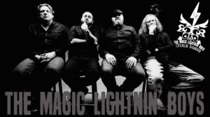 Magic Lightnin' Boys - Photo courtesy Magic Lightnin' Boys