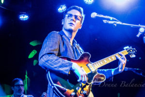 Nick Waterhouse tours to support new album by Donna Balancia