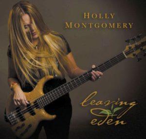 Holly Montgomery's new album, Leaving Eden