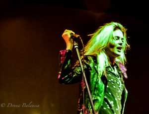 Alison Mosshart of The Kills - Photo © 2015 Donna Balancia for East Coast Rocker