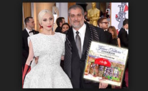 Lady Gaga with father Joe Germanotta - East Coast Rocker