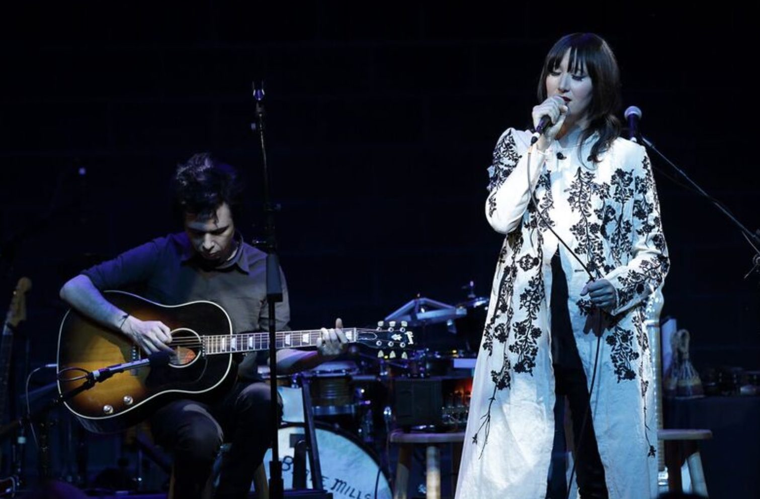 Karen O was among the performers at D'Addario Foundation's benefit -