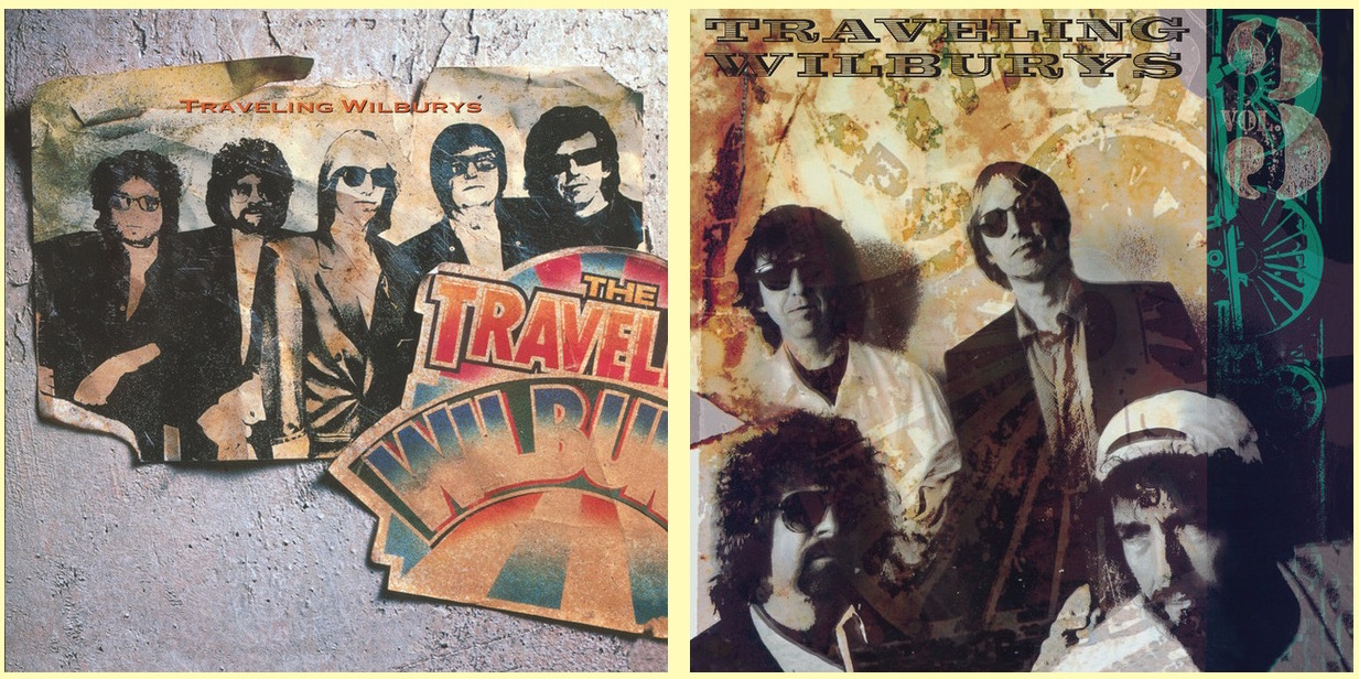 Traveling Wilburys release records - East Coast Rocker