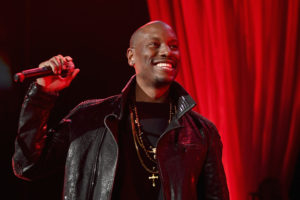 Singer/Actor Tyrese Gibson performs onstage during 2016 Soul Train Music Awards - Soul Train Music Fest - Photo by Paras Griffin for EastCoastRocker.com