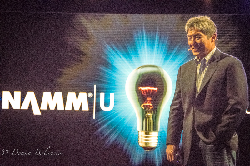 Guy Kawasaki - Has a thing against corporate clowns - Photo © 2016 Donna Balancia