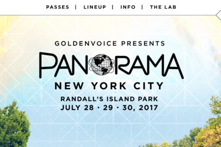 Goldenvoice Announces Lineup for 2nd Panorama...