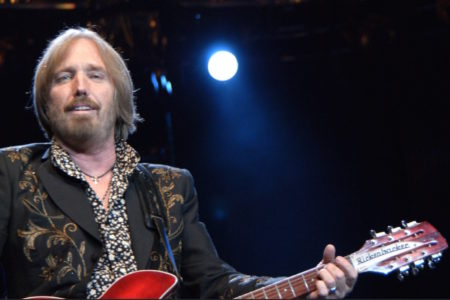 Tom Petty Honored as Person of the Year by...