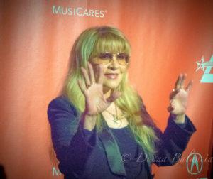 Stevie Nicks called Tom Petty her BFFFF - Photo © 2017 Donna Balancia