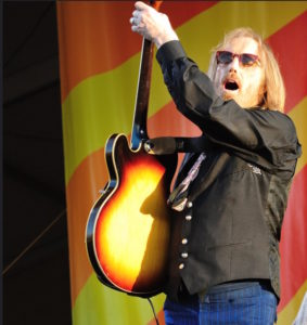 Tom Petty - Photo by Takahiro Kyono