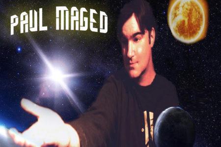 Paul Maged Album, 'Light Years Away'...