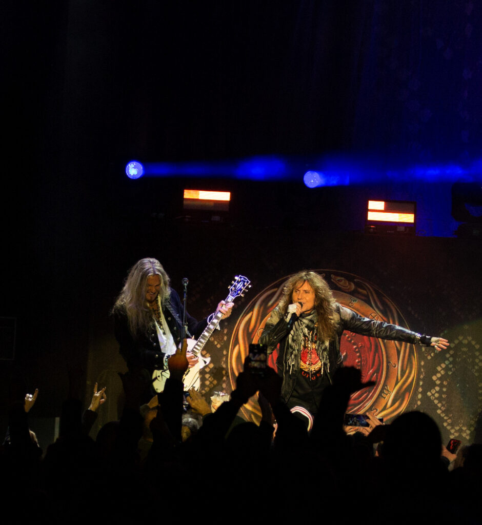 Whitesnake - Photos by Suzanne Hall for East Coast Rocker