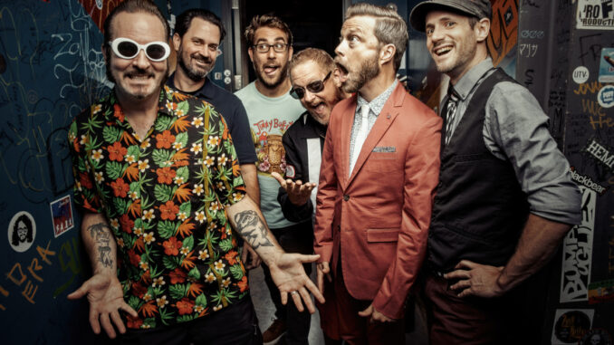 Reel Big Fish East Coast Rocker