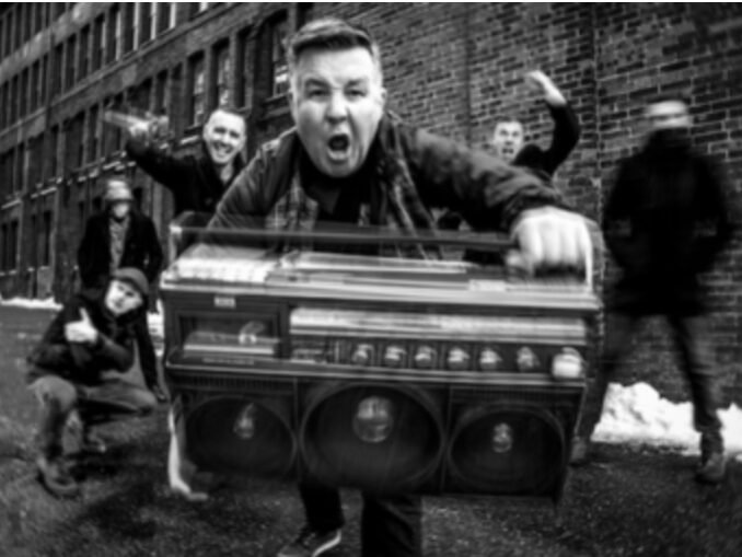 Dropkick Murphys new album is 'Turn Up That Dial'