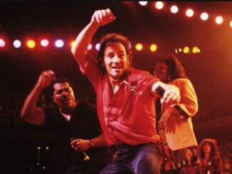 Bruce Springsteen Live in Boston 92 - Photo by Neal Preston