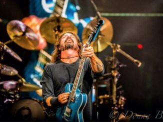 Dave Grohl of Foo Fighters - Photo © Donna Balancia