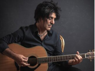 Steve Conte releases 'Overnight Smash' - Photo by Anja van Ast