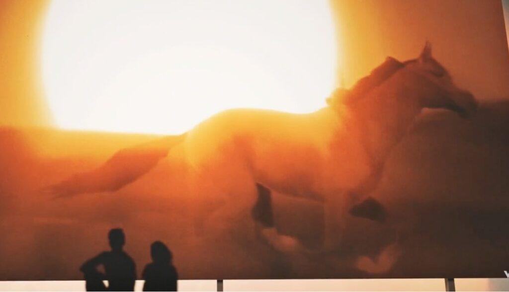 Runaway Horses by The Killers - Courtesy